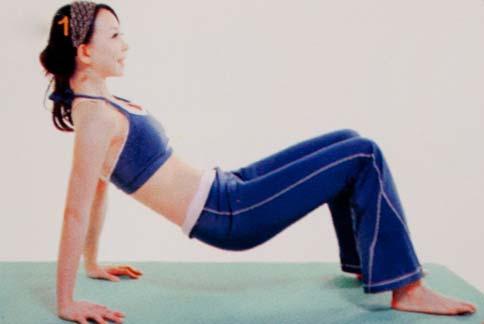 怎樣一周讓屁股變小?這四個瑜珈動作既瘦臀又縮腹