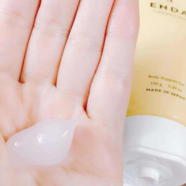 ENDA瘦身霜啫喱有用吗?日本人气明星使用方法及前后效果对比分享
